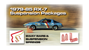 RX-7 Suspension Package 79-85