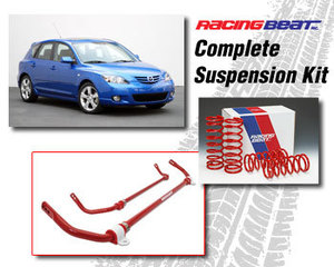 Suspension Package for Mazda 3