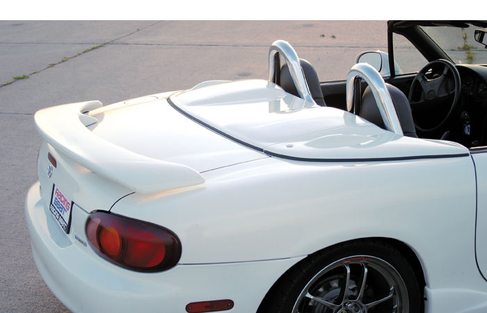 Rb Rear Deck Cover For Miata 1999 2003