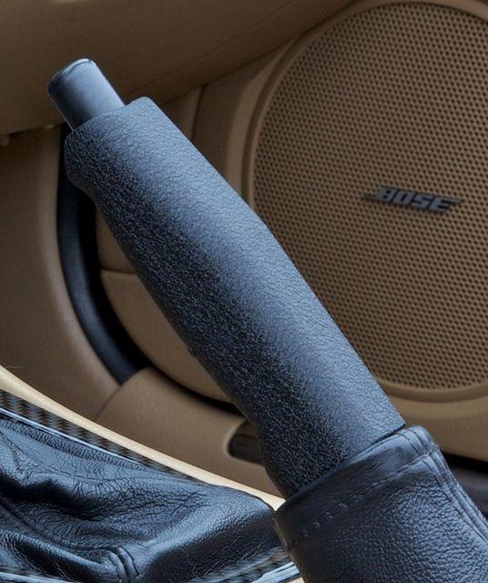 Mls Voodoo Grip Textured on 1990 Mazda Miata Shift Knob
