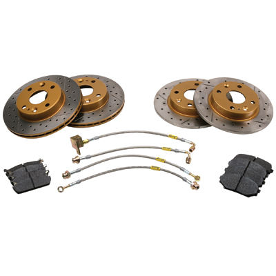 High Performance Racing Miata Auto Parts on High Performance Miata Brake Kit For Miata 1994 2000