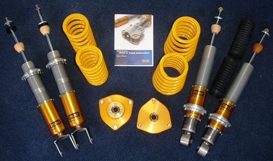 Ohlins Road and Track Coilovers- OUR BEST RX7 COILOVER